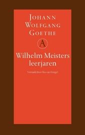 Wilhelm Meisters leerjaren : een roman