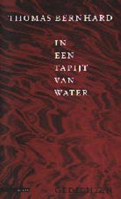 In een tapijt van water : gedichten