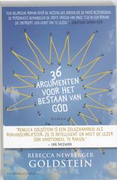 Zesendertig argumenten voor het bestaan van God : een roman