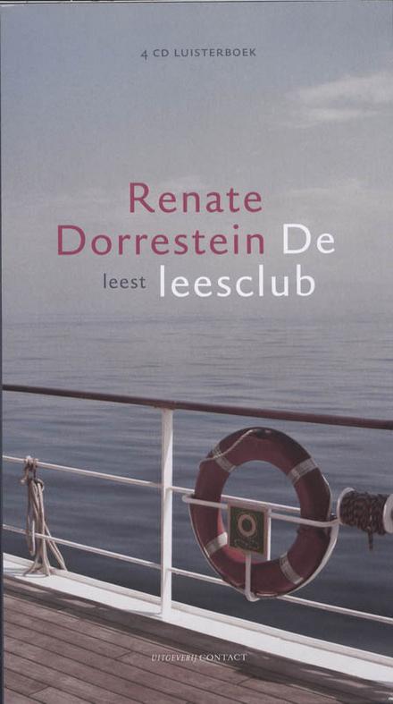 Renate Dorrestein leest De leesclub - Voortaan kijk je ernaar uit om een 'bejaarde muts' te worden