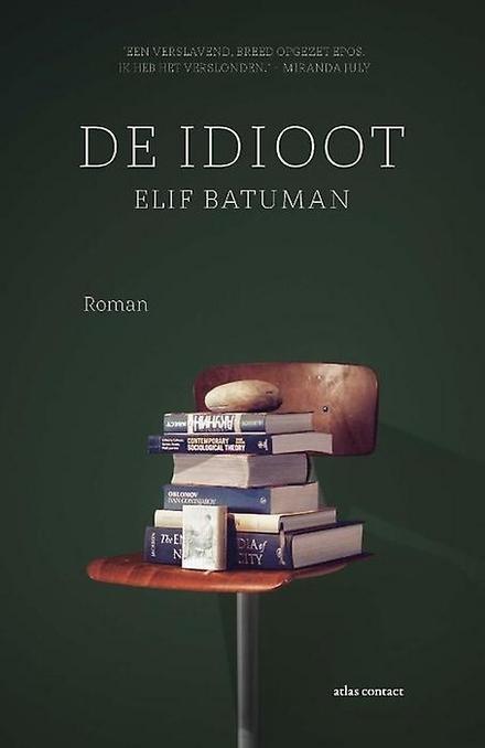 De idioot : roman