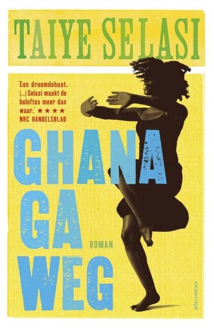 Ghana ga weg : roman