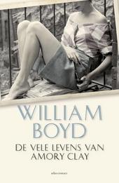 De vele levens van Amory Clay : roman