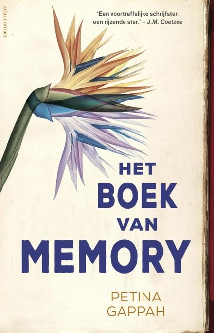 Het boek van Memory : roman