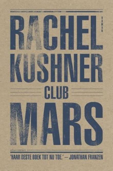 Club Mars : roman