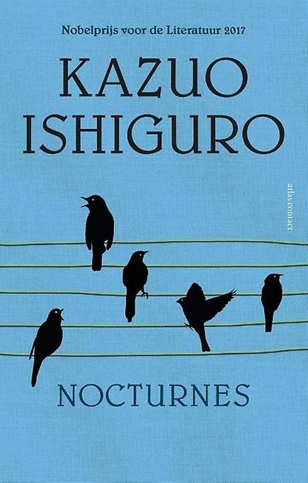 Nocturnes : vijf verhalen over muziek en het vallen van de avond