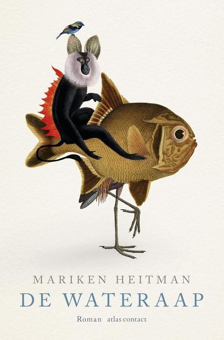 De wateraap : roman