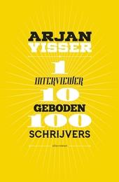 1 interviewer, 10 geboden, 100 en enige schrijvers