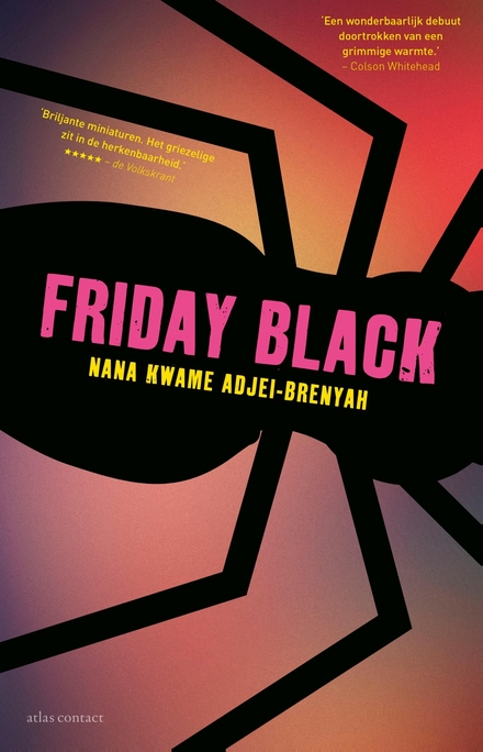 Friday black : verhalen