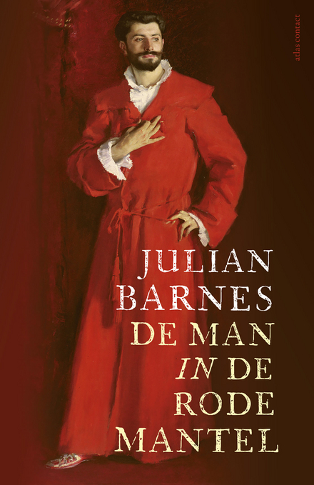 De man in de rode mantel - Biografie van de Belle Epoque