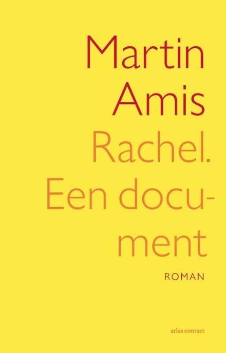 Rachel : een document