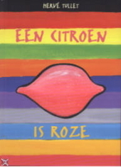 Een citroen is roze