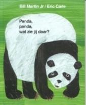 Panda, panda, wat zie jij daar ?