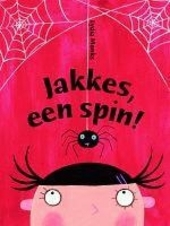 Jakkes, een spin !
