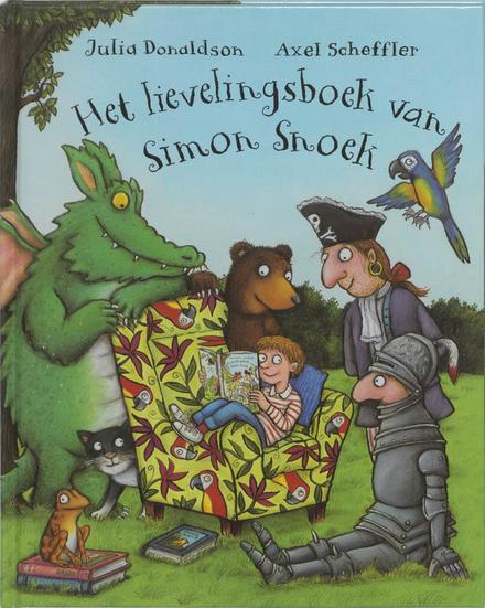 Het lievelingsboek van Simon Snoek