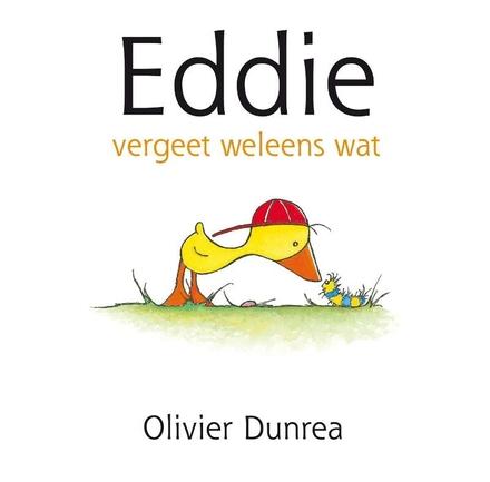 Eddie vergeet weleens wat