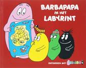Barbapapa zoekt de weg in het labyrint