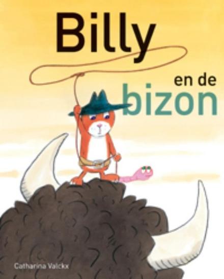 Billy en de bizon