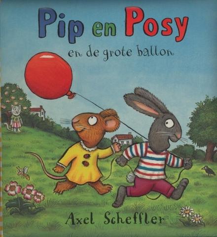 Pip en Posy en de grote ballon