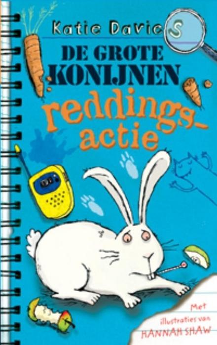 De grote konijnenreddingsactie