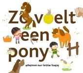 Zo voelt een pony