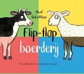 Flip-flap boerderij : vol gekke dieren en grappige rijmpjes