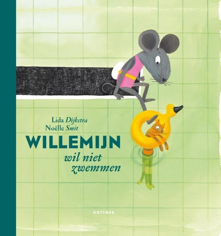 Willemijn wil niet zwemmen