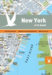 New York in kaart : 12 stadskaarten, 100 bezienswaardigheden, 200 adressen