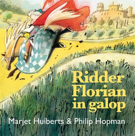 Ridder Florian in galop