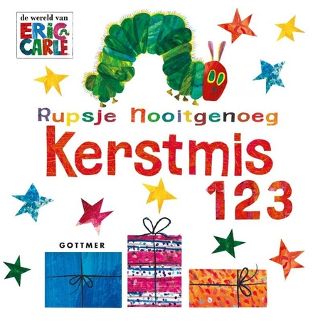 Rupsje Nooitgenoeg : Kerstmis 123