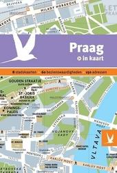 Praag in kaart : 8 stadskaarten, 60 bezienswaardigheden, 150 adressen