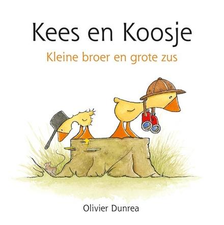 Kees en Koosje : kleine broer en grote zus
