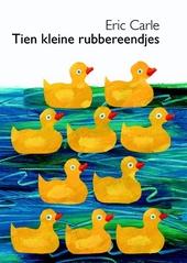 Tien kleine rubbereendjes
