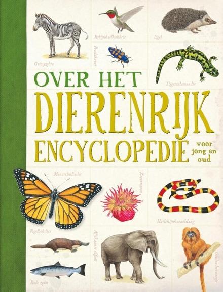 Over het dierenrijk : encyclopedie voor jong en oud