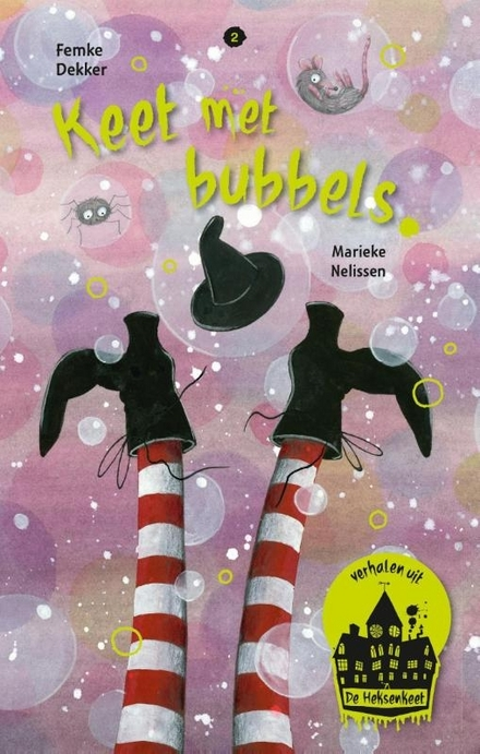 Keet met bubbels