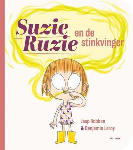 Suzie Ruzie en de stinkvinger