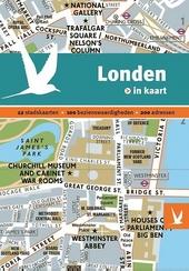 Londen in kaart : 12 stadskaarten, 100 bezienswaardigheden, 200 adressen