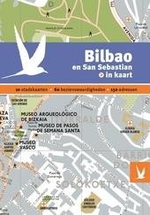 Bilbao en San Sebastian in kaart : 10 stadskaarten, 60 bezienswaardigheden, 150 adressen