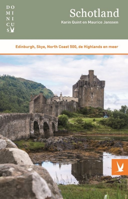 Schotland : Edinburgh, Skye, North Coast 500, de Highlands en meer