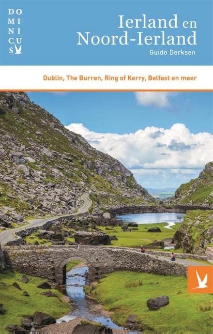 Ierland en Noord-Ierland : Dublin, The Burren, Ring of Kerry, Belfast en meer