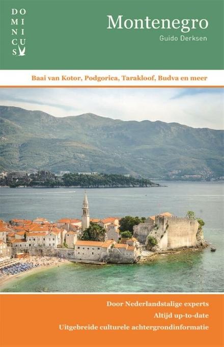 Montenegro : Baai van Kotor, Podgorica, Tara-kloof, Budva en meer