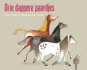 Drie dappere paardjes