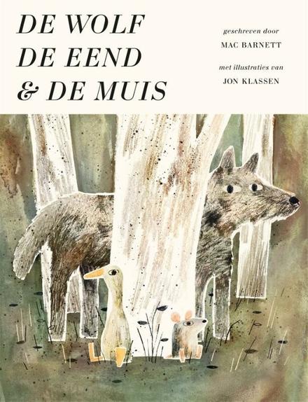De wolf, de eend & de muis