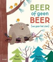 Beer of geen beer : (we gaan het zien)
