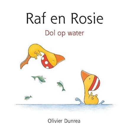 Raf en Rosie : dol op water