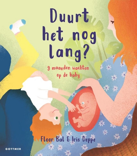Duurt het nog lang? : 9 maanden wachten op de baby