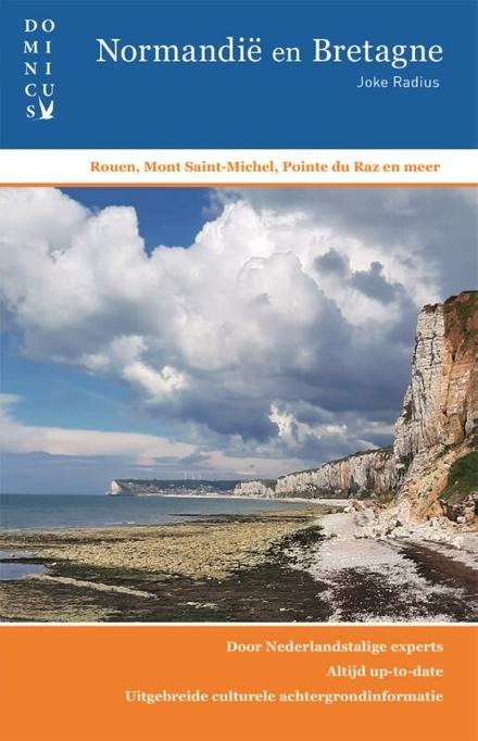 Normandië en Bretagne : Rouen, Mont-Saint-Michel, Pointe du Raz en meer