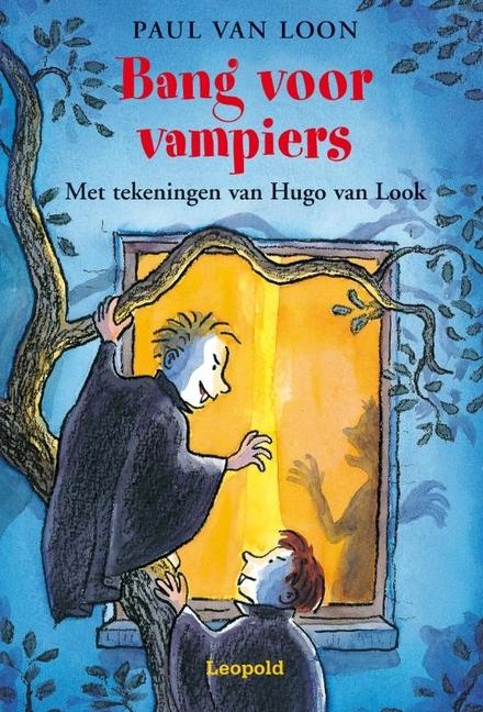 Bang voor vampiers ?