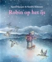 Robin op het ijs