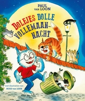 Dolfjes dolle vollemaannacht / tekst Paul van Loon ; ill. Hugo van Look